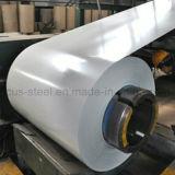 색깔은 직류 전기를 통한 코일을 입히거나 Galvalume Steel/PPGI를 Prepainted