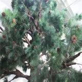 Man-Made Pine Tree para a decoração do Hotel
