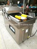 Empaquetadora doble del embalador del vacío de los compartimientos de Dz-400/2s de China