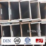Acier de poutre en double T d'ASTM A572
