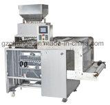 マルチ車線の砂糖の塩のコーヒースパイスのGraneの磨き粉の袋のパッキング機械