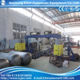 CNC制御を用いる自動油圧版の曲がる機械Mclw12scx-16X2000