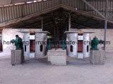 Специальные индукционные плавильные машины для нержавеющей стали Температуры (GW-750кг)