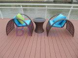 Freizeit-Hotel, Landhaus, Kaffee-Stühle und Tische und die Balkon-Stühle und die Tische