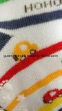 Носок Spandex полиэфира хлопка носка малыша носка младенца высокого качества симпатичный оптовый