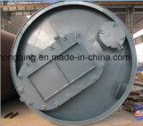 Gomma automatica che ricicla riga/gomme residue che ricicla riga, produzione di gomma della polvere