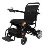 安い価格すべての地勢容易な折る力の車椅子