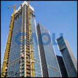 セリウムは構築の起重機、建築現場の上昇を承認した
