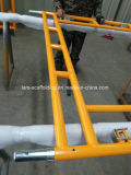 "Puder beschichteter Weg 5 ' *6'4 "" durch Baugerüst gestaltet h-Rahmen-Primärstruktur-Baugerüst"