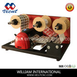 Machine de découpage adhésive d'étiquette de vinyle de collant (VCT-LCR)