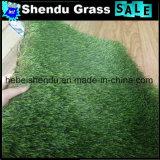 Cor verde do relvado artificial para o jardim e o telhado
