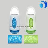 De duidelijke Nappy van de Kleur Plastic Druk van de Douane van Zakken op Broodje voor Baby