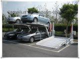 Подъем стоянкы автомобилей столба наклона