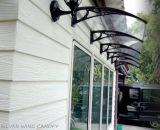 Windowsおよびドアまたはバルコニー(YY-N)のためのポリカーボネートの屋外のおおいか日除け