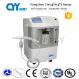 Concentratore portatile dell'ossigeno delle attrezzature mediche 10L