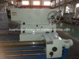 Máquina horizontal do torno do CNC com bom preço da elevada precisão