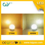 4000k baja potencia de la lámpara de iluminación LED 4W (CE RoHS SAA)