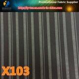 Оптовой самой новой покрашенная пряжей ткань одежды нашивки, отсутствие MOQ. (X101-103)