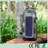 35L 6.5W Army Green Outdoor Solar Backpack Solar Charger Back Pack Bag com painel solar removível para telefones celulares / dispositivos 5V (SB-168)