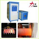Оборудование топления индукции круглой штанги утюга для вковки