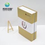 장식용 피부 관리 제품을%s 서류상 인쇄 상자, 최신 금 각인 및 돋을새김하는