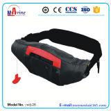 Saco de ar inflável da cintura da veste de vida do revestimento de vida automático
