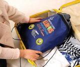 O lazer do saco de Drawstring ostenta o saco da corda de tração do revestimento da sapata do saco do saco do saco da trouxa