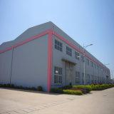 Edificio de almacenaje de la logística del metal para el almacén