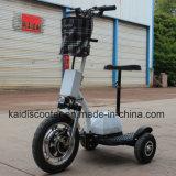 der Naben-350W elektrischer Roller-Ingwer Bewegungselektrischer des Fahrrad-3-Wheel