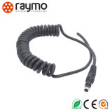 Wso 102 103 1031 104 105 le coude de la série fiche 3broche mâle du faisceau de fils de câble Connnector