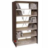 Catálogo de mobiliário da Biblioteca da Escola de estante de madeira de caso
