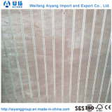 1220*2440mm/ranurado de madera contrachapada y paneles de pared ranurada