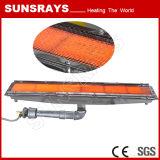 Operação de secagem do encanamento do queimador infravermelho de alta qualidade (gravador infravermelho GR2402)