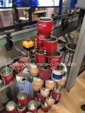 Автоматическая краски на высокой скорости машины маркировки банок Tins