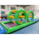 Het reuze Volwassen Opblaasbare Park van het Water/het Opblaasbare Stuk speelgoed van het Water