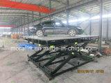 Carro de carga pesada com certificação CE Turntable/Veículo Placa giratória