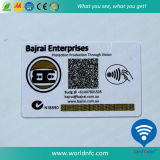 915MHz Monza 4 Chip 10m Distância de leitura UHF Smart Card