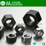 ANSI B18.2.2 A194 Gr. 8/8m Hexuitdraai 304/316 van het Roestvrij staal/Hexagon Op zwaar werk berekende Noot