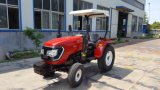 45HP 4WD chineses Trator de Rodas agrícolas trocas comerciais de Trator