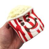 Big Pop-corn Cup Décoration Squishy pu ralentir la hausse le Soulagement du Stress Squeeze Kids jouet pour le plaisir de cadeau pour l'éducation