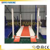 Quatre Post Système de parking pour voitures Auto certification CE