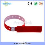 Alien H3 UHF PVC jetables Bracelet Bracelet d'événements imprimable