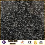 Encimera de granito negro moderno para el cuarto de baño con 1200*600mm*3mm