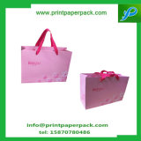 Bolso de papel rosado del regalo de las compras de Victoria's Secret pequeño