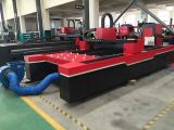 Cortador de laser de metal de aço inoxidável (TQL-LCY500-0404)