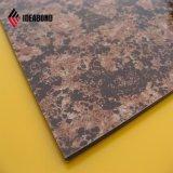 Painel Composto de alumínio de granito placa tipo sanduíche (AE-501)