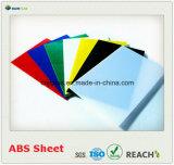 Feuille en plastique ABS de qualité supérieure pour affichage des magasins de point de vente