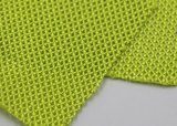 En línea al por mayor de tejido tejido poliéster 100% tejido de malla Tricot