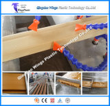 PE / Profil de ligne d'extrusion PVC WPC, bois Making Machine en plastique