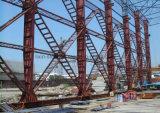 Hochleistungs--Fertigbewegliches Werkstatt-Stahlgebäude